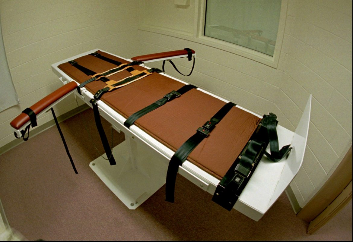 Colorado abolishes the death penalty